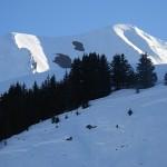 Face Sud-Ouest du Mont-Charvin