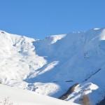 Col de Torrent, au-dessus de Villaz